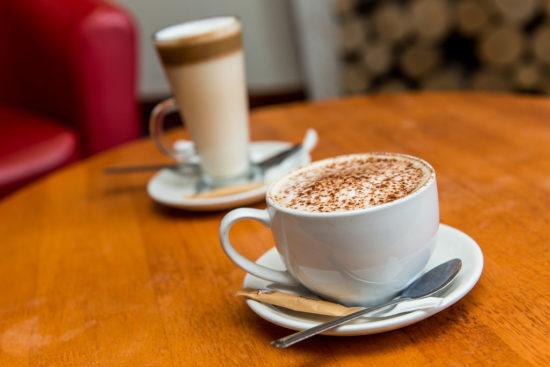 Café's & Restaurants